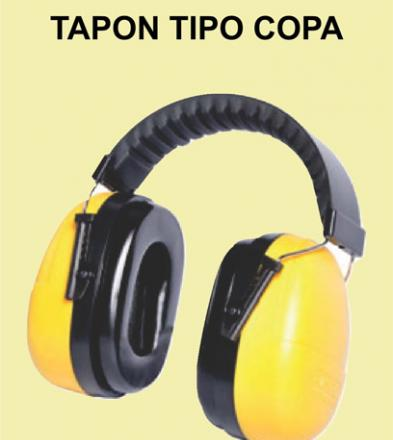 TAPON TIPO COPA