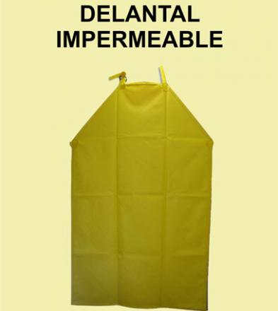 DELANTAL IMPERMEABLE